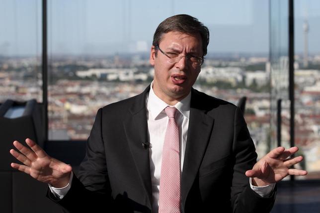 Sırbistan Başbakanı Aleksandr Vucic