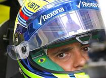 Piloto da Williams Felipe Massa. 25/07/2015 REUTERS/Laszlo Balogh
