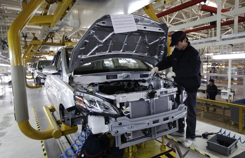 State-owned China automaker teams with U.S. electric-car startup Atieva