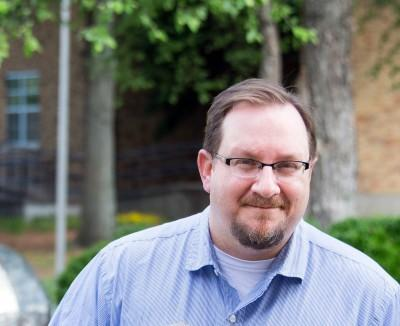 Ethan Schmidt, an American history professor at Delta State University in Mississippi. The Bolivar County Coroner confirmed Schmidt was the history professor who was shot and killed on Monday at Delta State University. The school remained locked down as authorities searched for the shooter on campus.   REUTERS/Delta State University