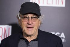 "Cast member Robert De Niro arrives for the premiere of ""The Intern"" in New York September 21, 2015.  REUTERS/Lucas Jackson"