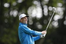 Golf - BMW PGA Championship - Virginia Water, Surrey, England - 22/5/15 England's Ross Fisher in action during the second round Action Images via Reuters / Andrew Boyers Livepic