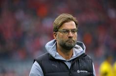 Técnico alemão Juergen Klopp, que assinou com o Liverpool. 28/04/2015 REUTERS/Ralph Orlowski