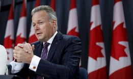 Bank of Canada Governor Stephen Poloz speaks during a news conference upon the release of the Monetary Policy Report in Ottawa, Canada July 15, 2015. REUTERS/Chris Wattie