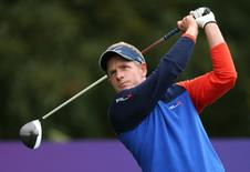 Golf - The British Masters - Woburn Golf Club - 10/10/15 England's Luke Donald in action during the third round Mandatory Credit: Action Images / Alex Morton Livepic EDITORIAL USE ONLY.