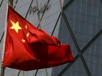 Le comité central du Parti communiste chinois (PCC) se réunit en plénum de lundi à jeudi avec pour objectif l'élaboration du 13e plan quinquennal, qui devrait, sur la période 2016-2020, privilégier pour la deuxième économie mondiale la croissance aux dépens des réformes. /Photo d'archives/REUTERS/Kim Kyung-Hoon
