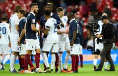 Football - England v France - International Friendly - Wembley Stadium, London, England - 17/11/15  Reuters / Dylan Martinez Livepic EDITORIAL USE ONLY.