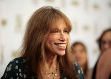 Singer-songwriter Carly Simon arrives at the 29th Annual ASCAP Pop Music Awards in Hollywood, California April 18, 2012. REUTERS/Jason Redmond