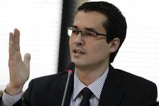 Procurador Deltan Dallagnol, em Brasília. 20/03/2015 REUTERS/Ueslei Marcelino