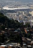 Vista geral do Estádio Olímpico do Rio de Janeiro. 09/09/2015 REUTERS/Sergio Moraes