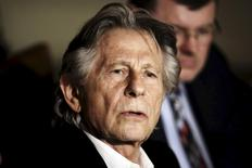 Oscar-winning director Roman Polanski looks on as he attends a news conference in Krakow, Poland, October 30, 2015. REUTERS/Mateusz Skwarczek/Agencja Gazeta