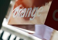 Selon le Wall Street Journal, les conseillers d'Orange ont proposé plusieurs acquisitions potentielles à l'opérateur télécoms parmi lesquelles KPN et le belge Proximus Group en plus de la réflexion menée sur Bouygues Telecom ou Telecom Italia. /Photo prise le 3 juillet 2015/REUTERS/Régis Duvignau