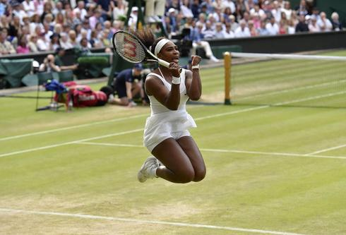 Serena: Sportsperson of the year
