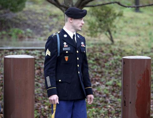 The court-martial of Bowe Bergdahl