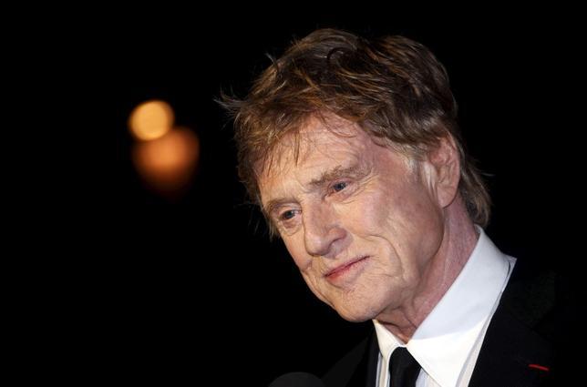 U.S. actor Robert Redford arrives at the Princess Grace Awards gala in Monaco September 5, 2015.    REUTERS/Eric Gaillard