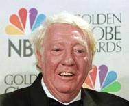 Australiano magnata da música Robert Stigwood, que morreu aos 81 anos. 20/01/1997 REUTERS/Jeff Vinnick