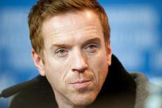 Actor Damian Lewis attends a news conference to promote the movie 'Queen of the Desert' in competition at the 65th Berlinale International Film Festival, in Berlin in this February 6, 2015, file photo.  REUTERS/Stefanie Loos/Files