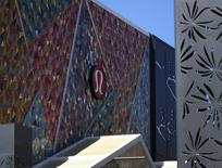 A Lululemon store front is shown at a shopping center in San Diego, California September 10, 2014.  REUTERS/Mike Blake