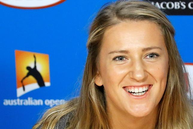zen azarenka eyes fun ride to third australian title reuters. Black Bedroom Furniture Sets. Home Design Ideas