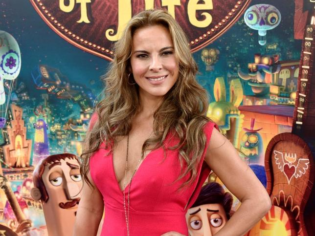 Cast member Kate del Castillo poses during the premiere of the film ''Book of Life'' in Los Angeles, California in this file photo dated October 12, 2014. REUTERS/Kevork Djansezian