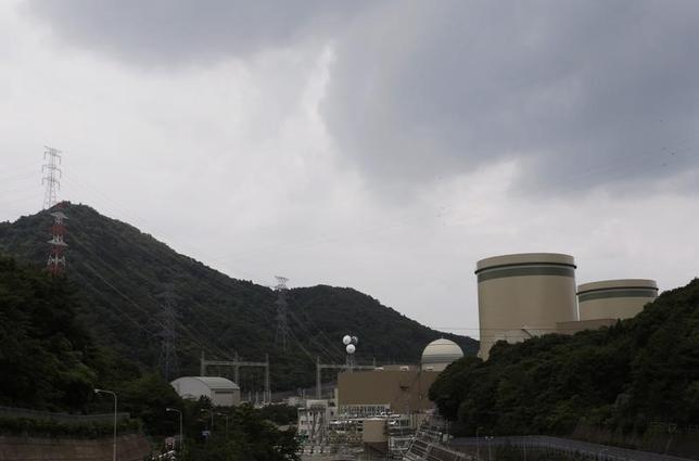 1月25日、関西電力は、高浜原発3機(福井県)を29日以降に再稼働すると明らかにした。写真は福井県で2011年7月撮影(2016年 ロイター/Issei Kato)