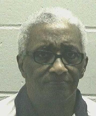 Georgia's oldest death row inmate, 72-year-old Brandon Astor Jones, is shown in this undated handout photo provided by the Georgia Department of Corrections in Jackson, Georgia, February 1, 2016.   REUTERS/Georgia Dept of Corrections/Handout via Reuters