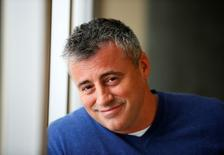 Actor Matt LeBlanc poses for a portrait in Los Angeles, California, December 18, 2013.  REUTERS/Lucy Nicholson