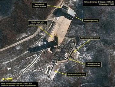 北朝鮮がミサイル発射=日本政府