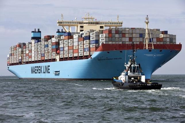 Maersk, MSC, 13 others offer to settle EU pricing probe: sources | Reuters