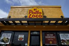 An El Pollo Loco restaurant is shown in San Diego, California, in this file photo taken May 13, 2015.  REUTERS/Mike Blake/Files