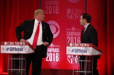 Republicans debate in South Carolina