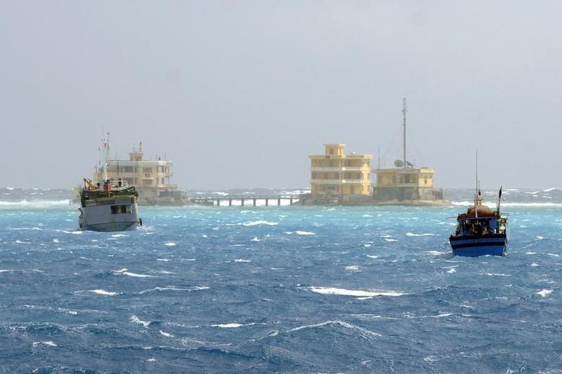中国・南シナ海にミサイル8機を配備。米国への牽制目的か