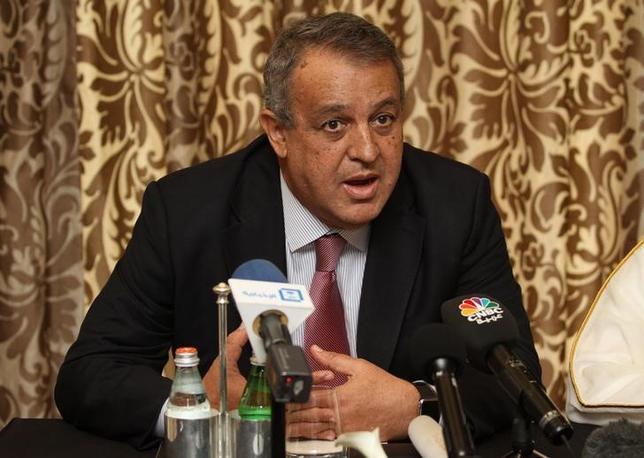 2月23日、ベネズエラのデルピノ石油・鉱業相(写真)は、原油の増産凍結合意を支持する石油輸出国機構(OPEC)加盟国および非加盟国で3月中旬に会合を開くため、ロシア、サウジアラビア、カタールの3カ国と協議したと明らかにした。16日撮影(2016年 ロイター/Naseem Zeitoon)