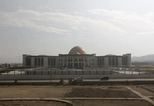 View of the new Afghan parliament building in Kabul, Afghanistan, December 25, 2015. Picture taken December 25, 2015. REUTERS/Omar Sobhani/Files