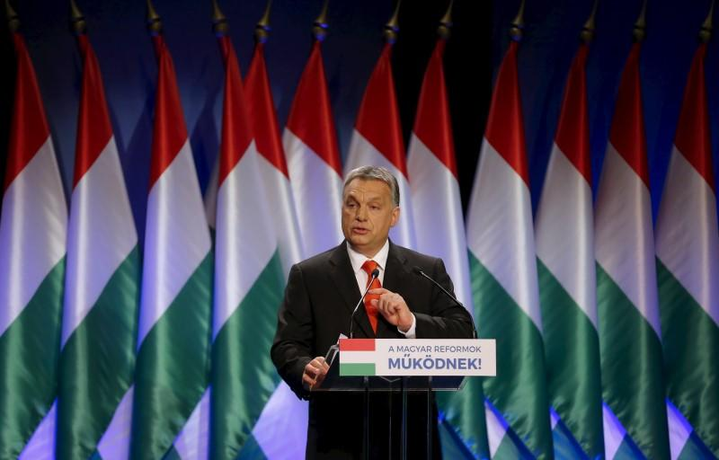 Hungarian PM vows to resist EU's 'misguided' migrant policy