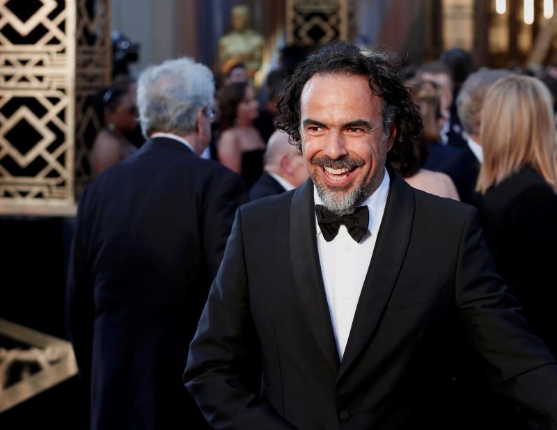 Alejandro Iñárritu wins best director Oscar for 'The Revenant'