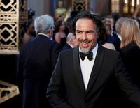 "Mexican director Alejandro Gonzalez Inarritu, nominated for Best Director for his film ""The Revenant"", arrives at the 88th Academy Awards in Hollywood, California February 28, 2016.  REUTERS/Lucas Jackson"
