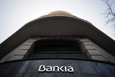 El fondo de rescate de la banca española anunció el viernes que ha remitido a la Fiscalía 10 nuevas operaciones irregulares por valor de 1.503 millones de euros detectadas en las antiguas Bancaja y Caja Madrid, ahora bajo control estatal en la nacionalizada Bankia. En la imagen, el banco español Bankia en Madrid, el 3 de marzo de 2016. REUTERS/Juan Medina