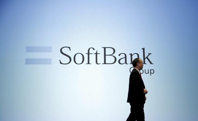 SoftBank Group Corp Chairman and CEO Masayoshi Son attends a news conference in Tokyo, Japan, November 4, 2015. REUTERS/Toru Hanai
