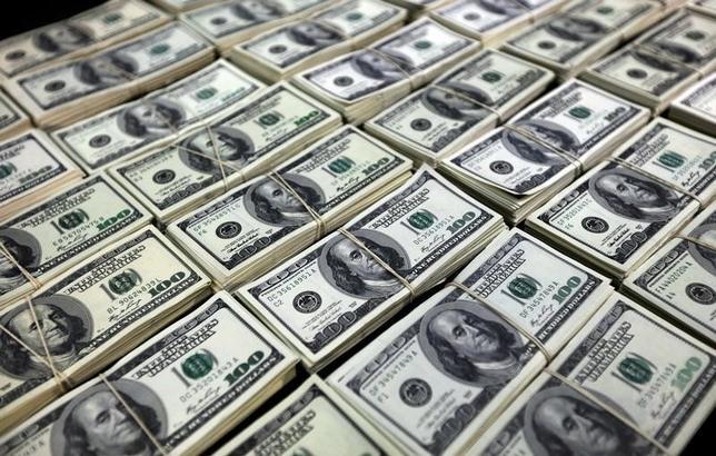 3月8日、午後3時のドル/円は、ニューヨーク午後5時時点に比べ、ドル安/円高の113.14/16円だった。写真はペルー・リマで昨年10月撮影(2016年 ロイター/Guadalupe Pardo)