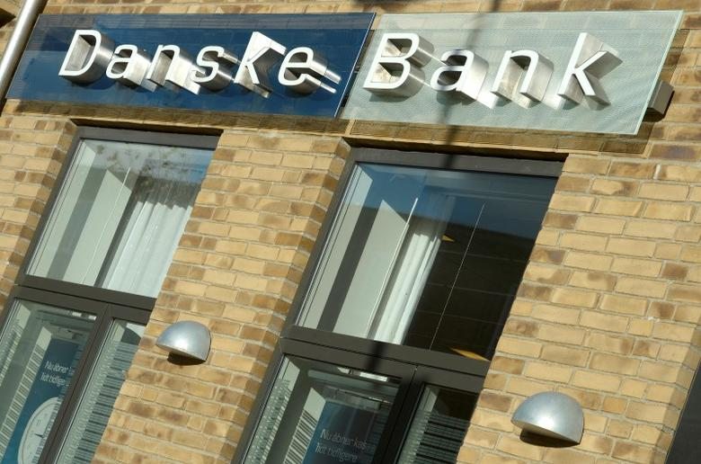 General view of branch of Danish finance institute Danske Bank in Copenhagen, November 5, 2013. REUTERS/Fabian Bimmer