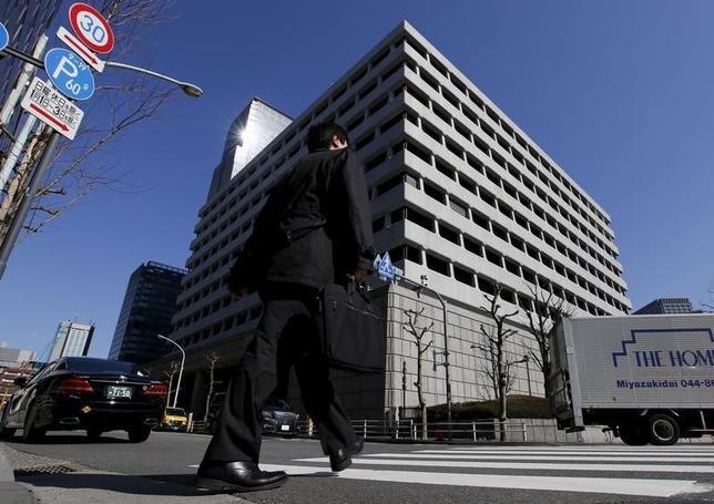 3月22日、衆院は午後の本会議で、日銀審議委員にサクライ・アソシエイト国際金融研究センター代表の桜井真氏(69)を起用する国会同意人事案を与党などの賛成多数で可決した。写真は都内で15日撮影(2016年 ロイター/Toru Hanai)