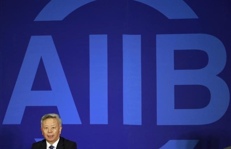 President of Asian Infrastructure Investment Bank (AIIB) Jin Liqun speaks at a news conference in Beijing January 17, 2016.  REUTERS/Kim Kyung-Hoon