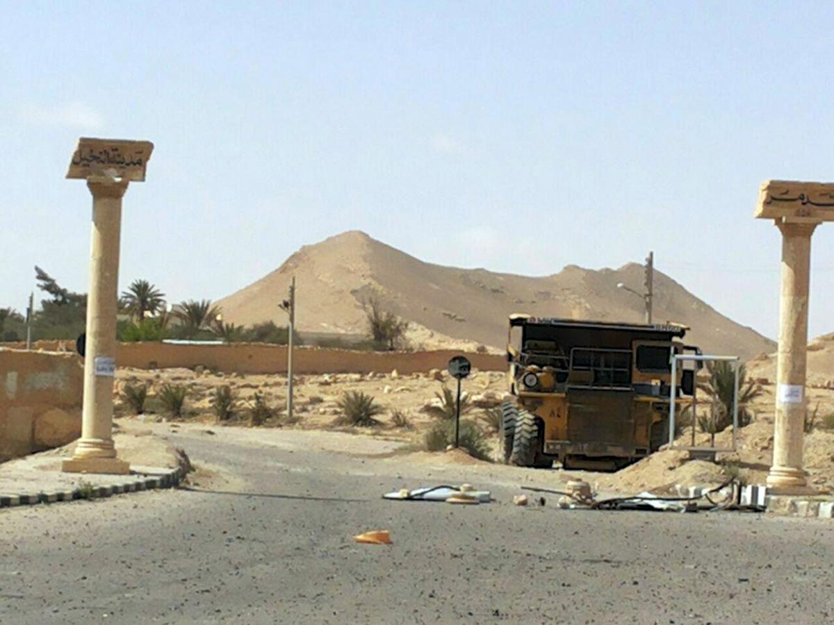 Iran congratulates Syria's Assad on regaining Palmyra