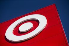 A Target logo is seen at Target Canada in Toronto, February 5, 2015. REUTERS/Mark Blinch
