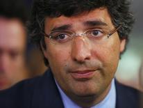 André Esteves, ex-controlador e ex-presidente do BTG Pactual. 02/01/2014. REUTERS/Denis Balibouse