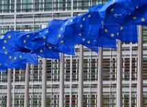 """Les Etats membres de l'Union européenne pourraient disposer à l'avenir de pouvoir accrus pour fixer les taux de TVA, annonce jeudi la Commission en présentant un """"plan d'action"""" dont la priorité affichée est la lutte contre la fraude. /Photo d'archives/REUTERS/Yves Herman"""