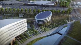 An artist rendering of new proposed Ford Motor Company engineering and headquarters facilities to be built over the next decade into two Silicon Valley-style campuses is shown in this handout provided by the Ford Motor Company April 11, 2016.  REUTERS/Ford Motor Co/Handout via Reuters