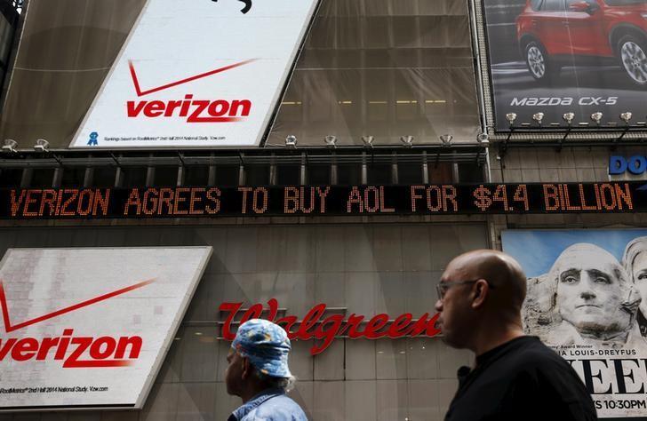 Verizon押注阿姆斯特朗,并购雅虎并购