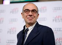 "Director of the film Giuseppe Tornatore poses during screening of ""Cinema Paradiso"" in Los Angeles, California November 10, 2014.  REUTERS/Kevork Djansezian"